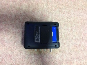 ピクセラ PRODIA(プロディア)地上デジタルチューナー PRD-BT106-P03にB-CASカードを挿入