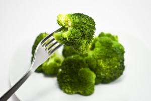 ブロッコリーを甘く茹でる方法