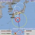 台風11号の進路予想(7/15) 気象庁・米軍・アジア・ひまわり画像の最新情報