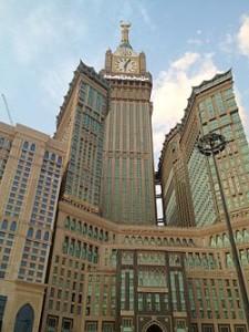 アブラージュ・アル・ベイト・タワーズホテル棟