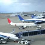 台風18号の影響による飛行機の欠航・遅延情報(2015年9月10日)