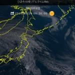 台風15号の進路予想、まだ土砂災害、強風・高波に要注意!