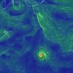 2015台風17号のたまごの進路予想、9/1夜9時頃に台風化?