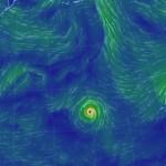 2015台風17号の進路予想、日本接近は9月中ごろ?