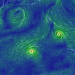 2015台風17号の進路予想、日本に近づくのは9月中ごろ?