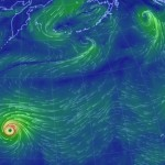 2015台風18号アータウと17号キロの進路予想、ヨーロッパが大当たり