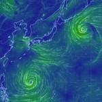 2015台風21号(ドゥージェン)の進路予想、28日沖縄直撃!?