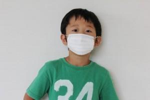 インフルエンザの子供
