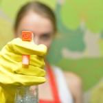 ノロウィルスを殺菌消毒できる除菌スプレー