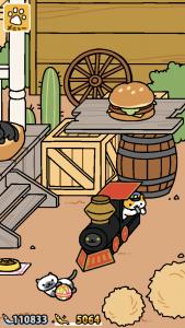機関車デラックスにえきちょうさん(ねこあつめ)
