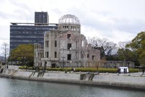 広島、原爆ドーム
