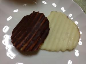 ロイズのポテトチップチョコレート2種