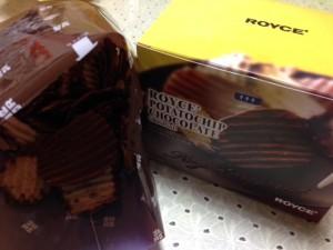 ロイズのポテトチップチョコレート(オリジナル)