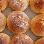 ポリパンのレシピ、ポリ袋で混ぜる簡単手作りパンの作り方とコツ