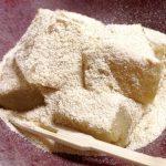 わらび餅のレシピ、わらび粉で本格的に、片栗粉で簡単に!