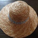 ダイソーの麦わら帽子のレビュー、リメイクがすごいw