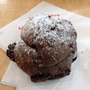 ビアードパパのブルーベリーチーズケーキ(外観1)
