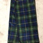 ニトリの「いろいろ使える巻きスカート」のレビュー